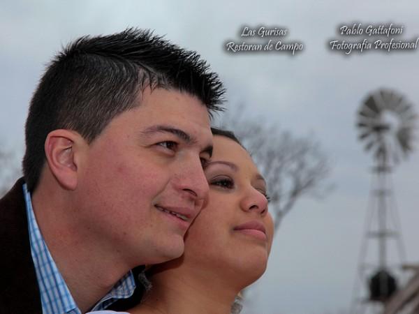 Boda Mariana y Gastón