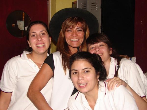 Cumpleaños Marisa Basualdo