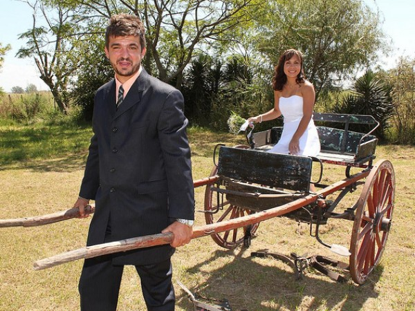 Boda Andrea y Diego