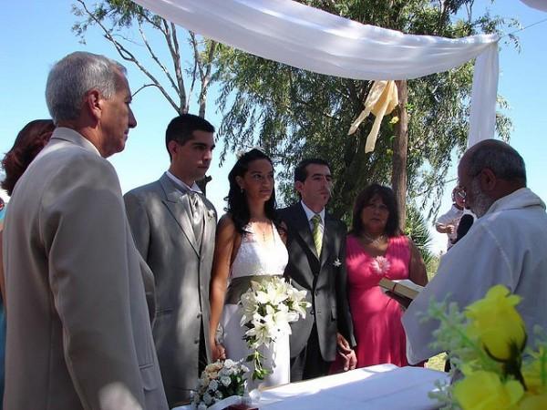 Casamiento Sabrina y Adrián