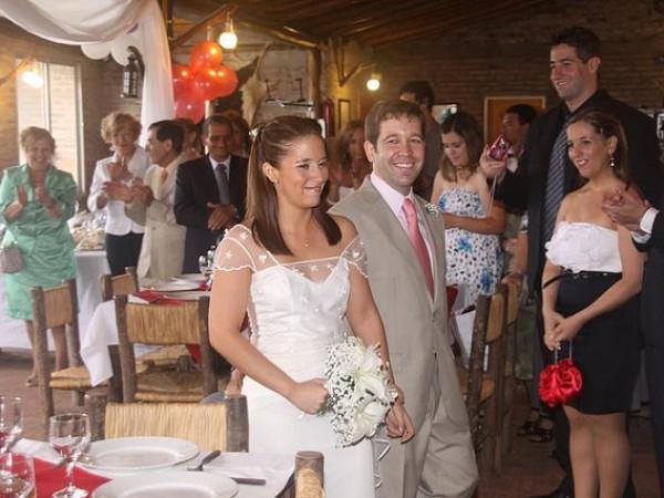 Casamiento Virginia y Lionel