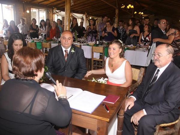 Casamiento Cecilia y Claudio