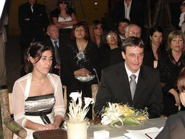 Casamiento Yamila-Mauro