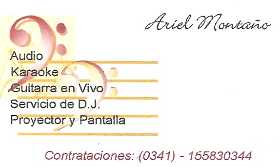 Ariel Montaño
